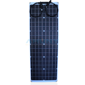 eGo L50M monocrystalline 10° flexible solar panel